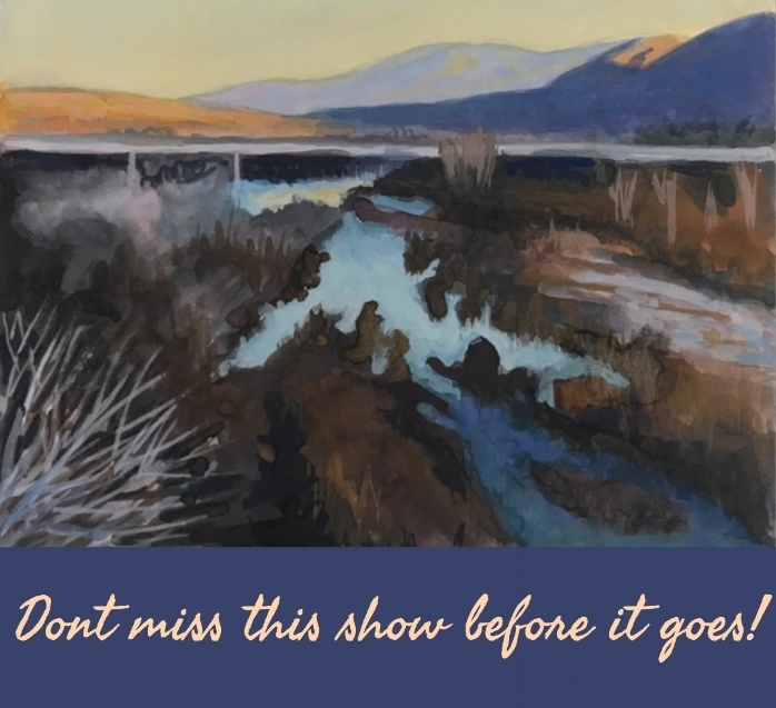 Sullivan Goss - A WIDER VIEW:The Rivers JourneyOCTOBER 4-DECEMBER 2, 2018