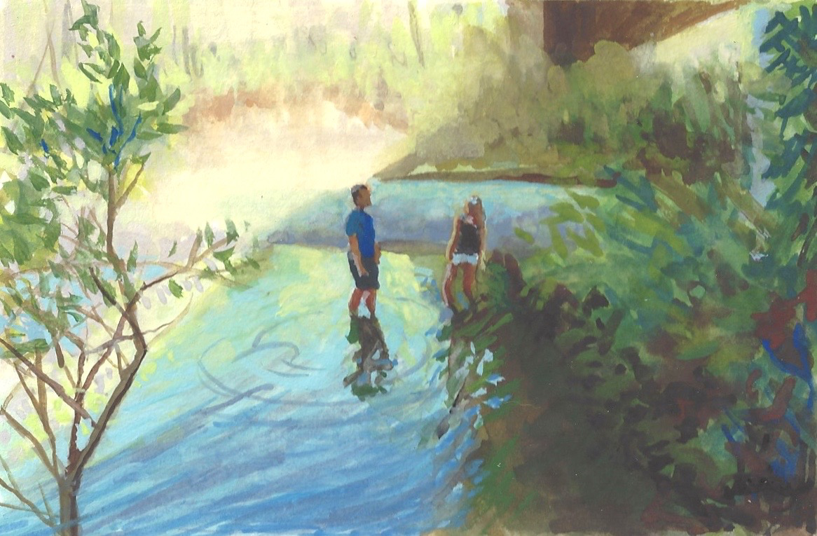 River Release
