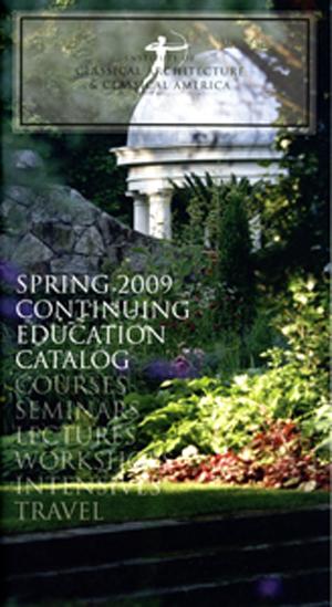 Cover Image, Limestone Garden Folly