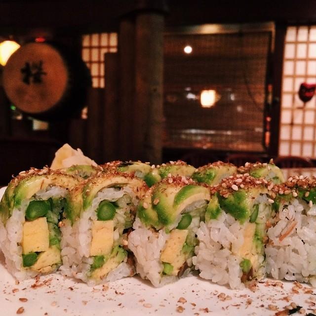 Sushi Saturday! #sakurahibachinj #sakura #hibachi #sushi #bobatea #parsippany #morriscounty #northjersey #nj #sushisaturday