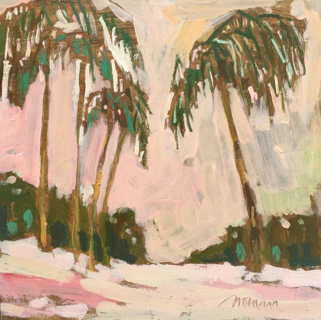 Amanda Norman,  Palm to Palm V