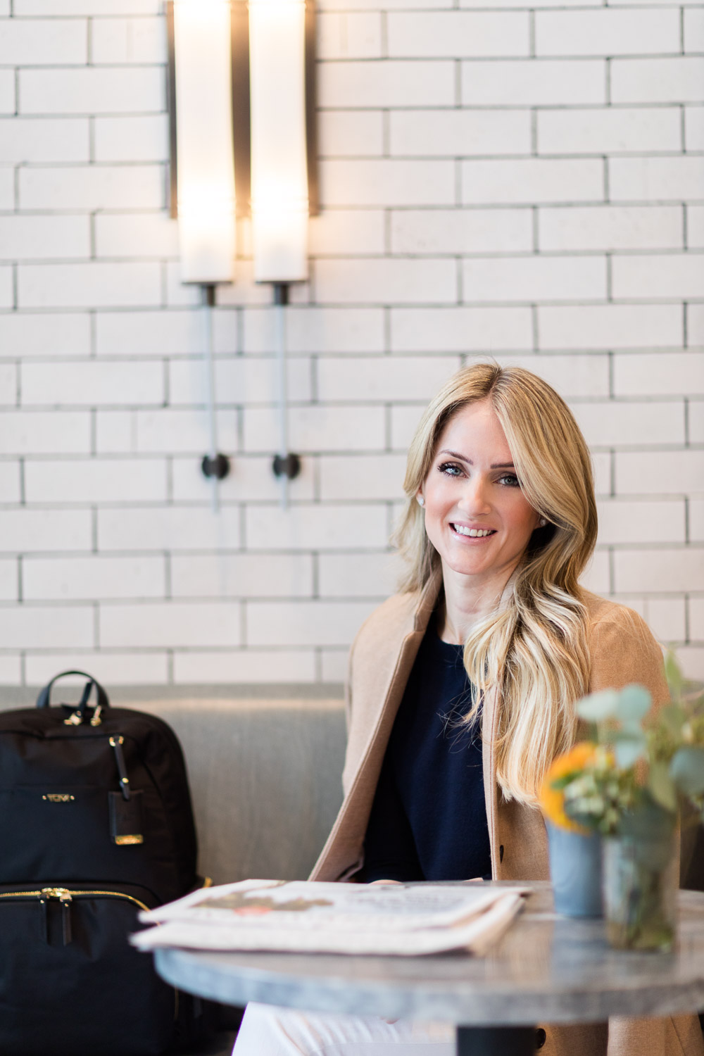 Alyssa Rosenheck with Refinery29 Corporate to Creative Dream Job Travel Cancer Survivor