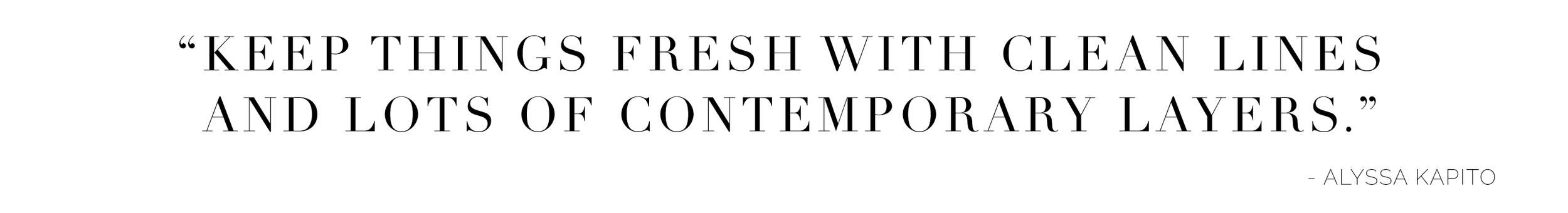Alyssa Rosenheck's The New Southern Designer Spotlight with Alyssa Kapito, Alyssa Kapito Interiors of New York, NY