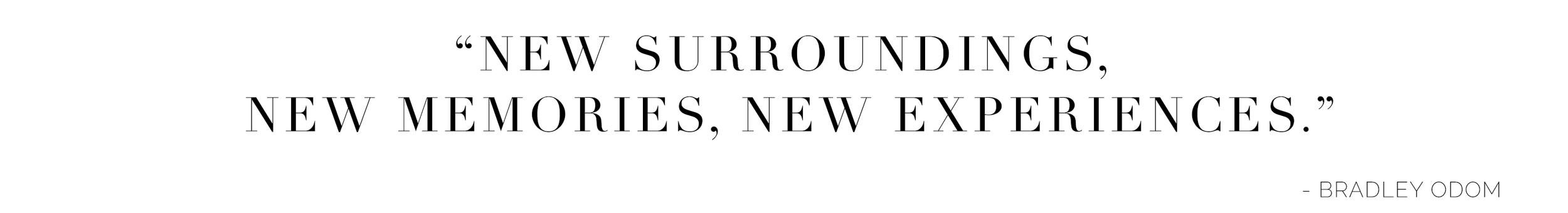 Alyssa Rosenheck's The New Southern Shop Spotlight with Bradley Odom, Dixon Rye of Atlanta, GA