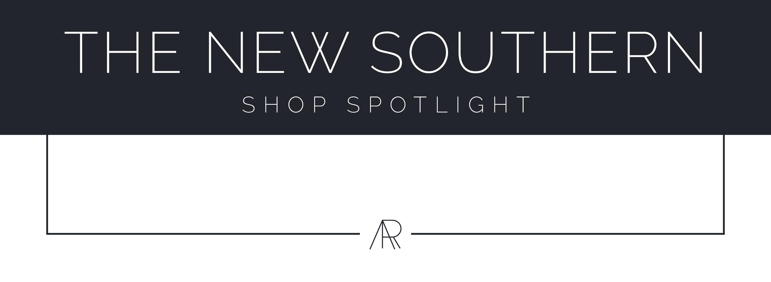 Alyssa Rosenheck's The New Southern Shop Spotlight with Laura Lemon, Owner of Lemon Laine in Nashville, TN