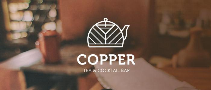 COPPER  —  branding, web design, illustration