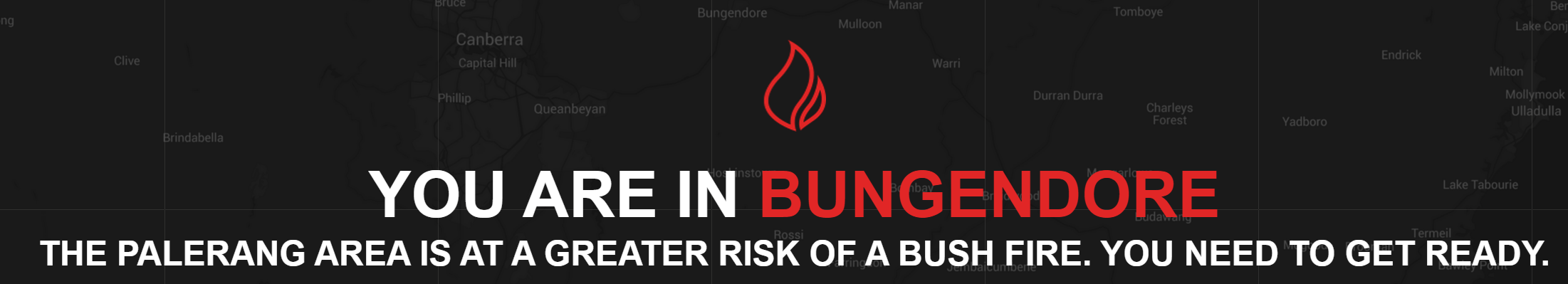 Bungendore Fire Risk.PNG