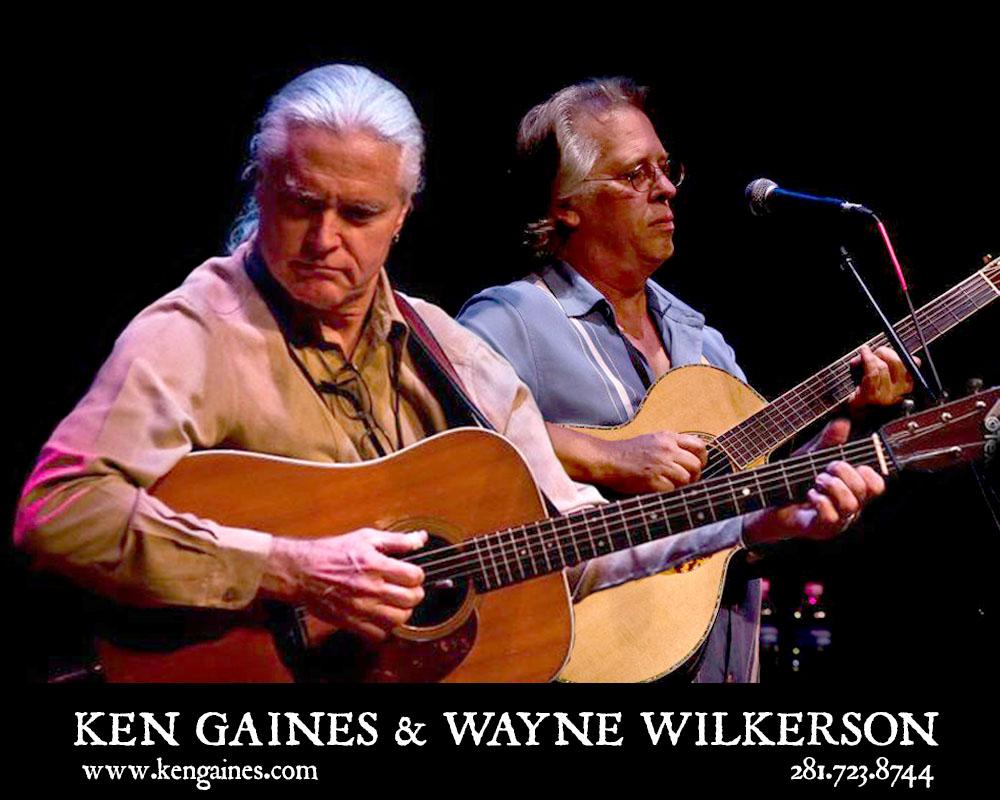 Ken and Wayne