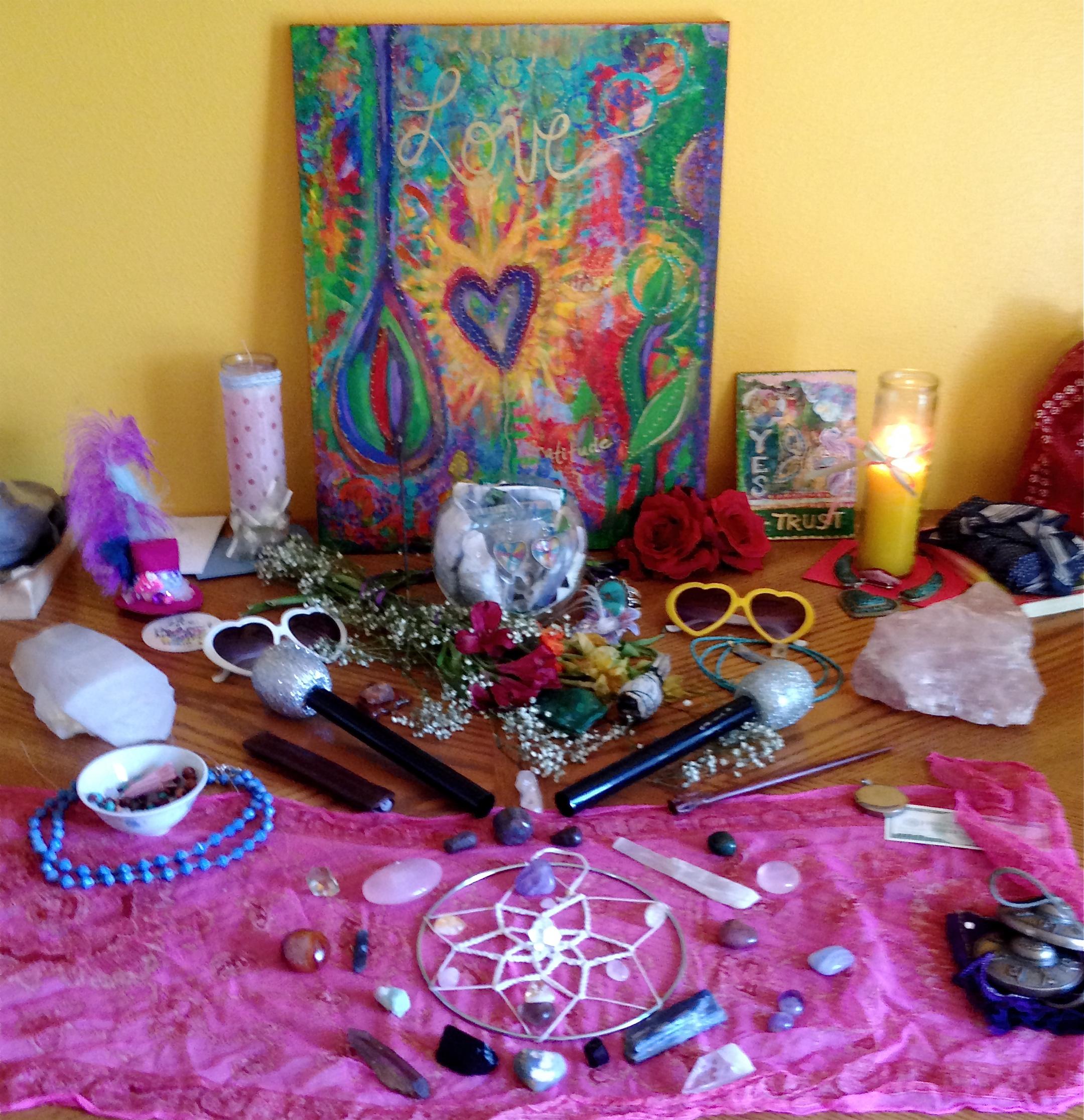 Sarah Love Altar