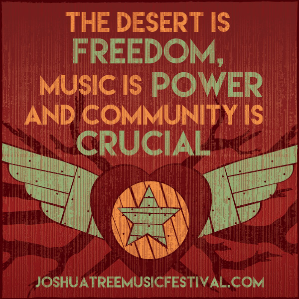 Joshua Tree Music Fest Sarah Love