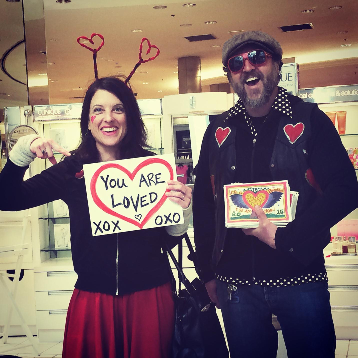 Sean and Sarah Love