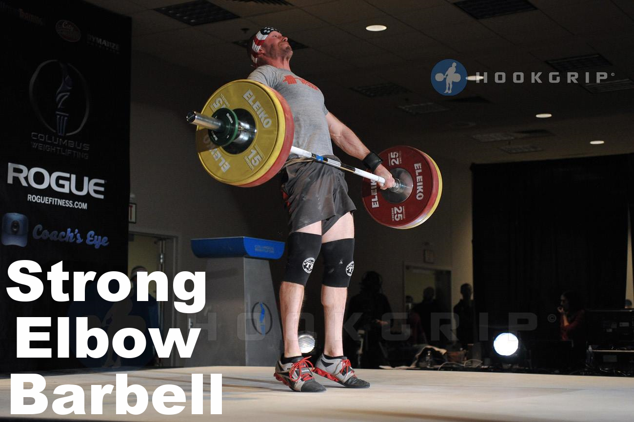 Strong Elbow Barbell