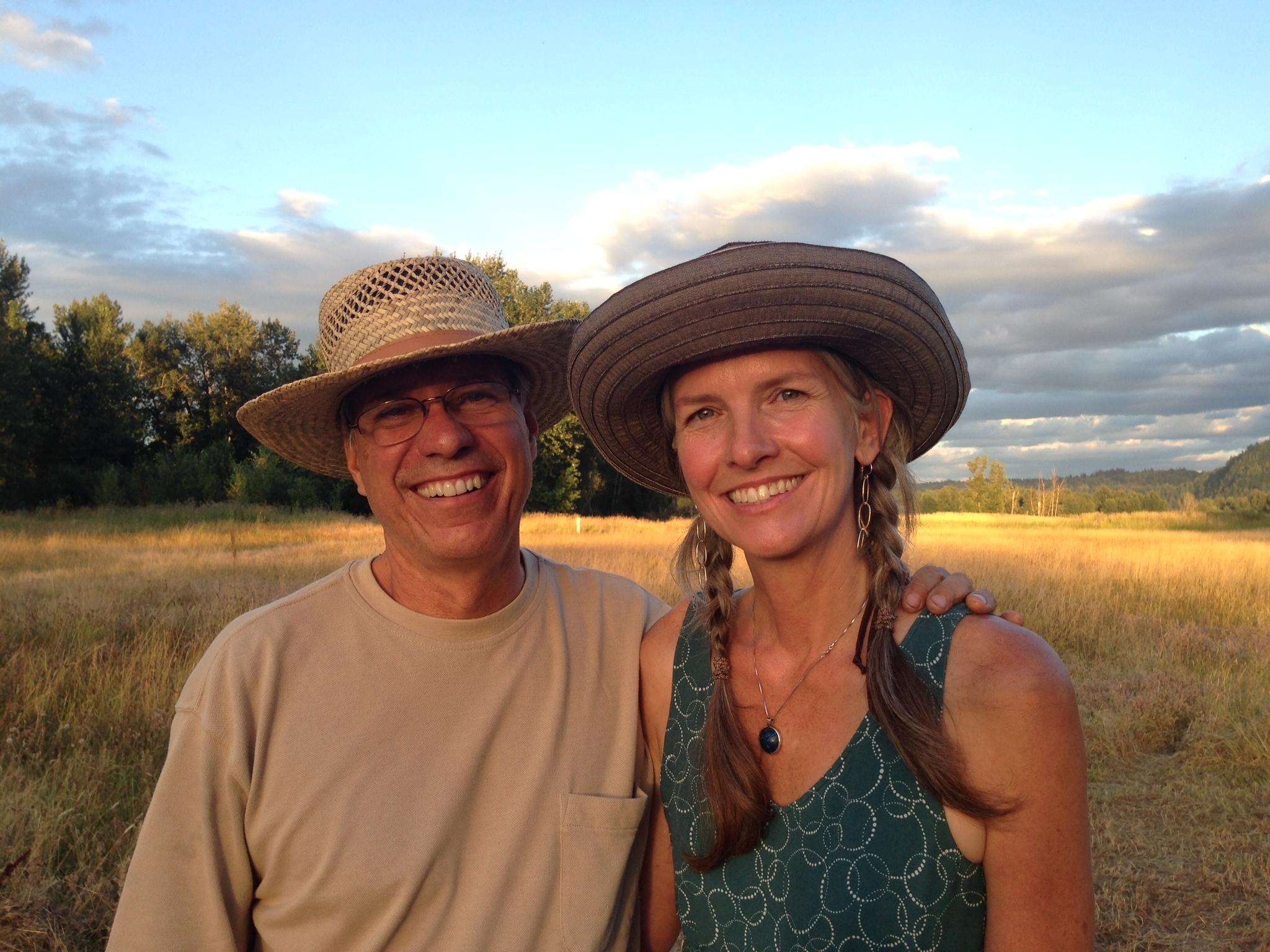 Greg and Linda