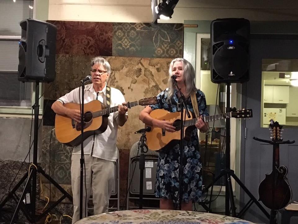 Greg and Linda at Hostel 2017.jpg