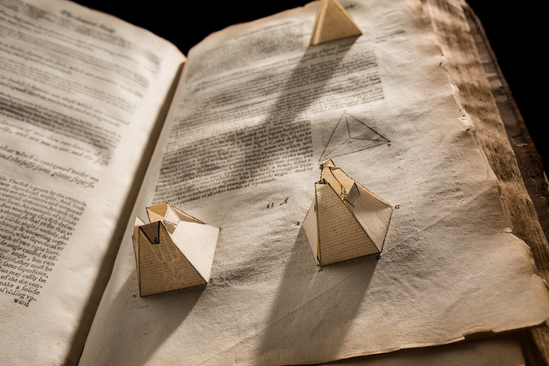 Euclid-Elements of Geometrie, Henry Billingsley, London, 1570.jpg