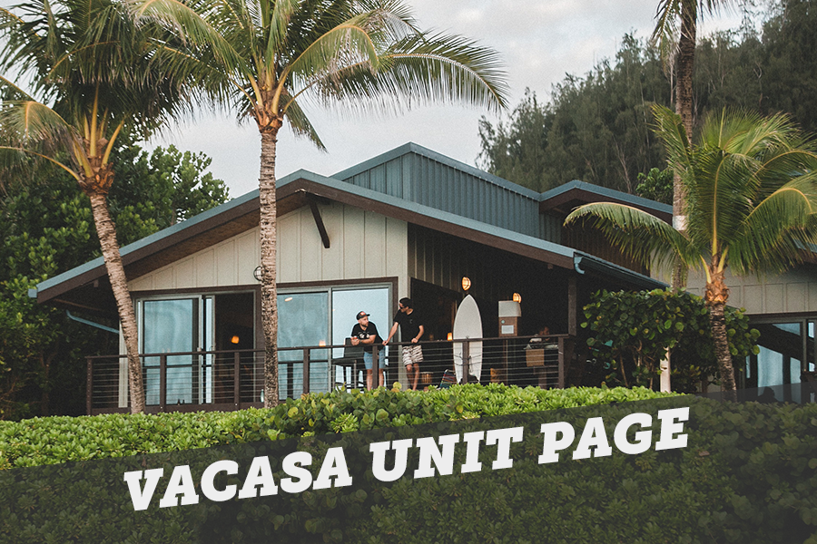 Vacasa Unit Page Redesign