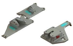 Aircraft Floor Locks
