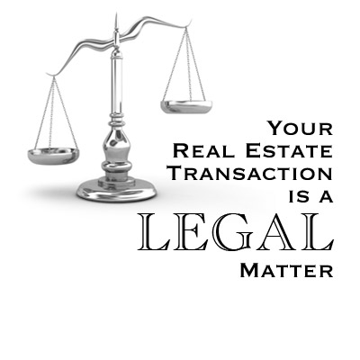 Understand the legal protection to your real estate listing, contract, and sale.