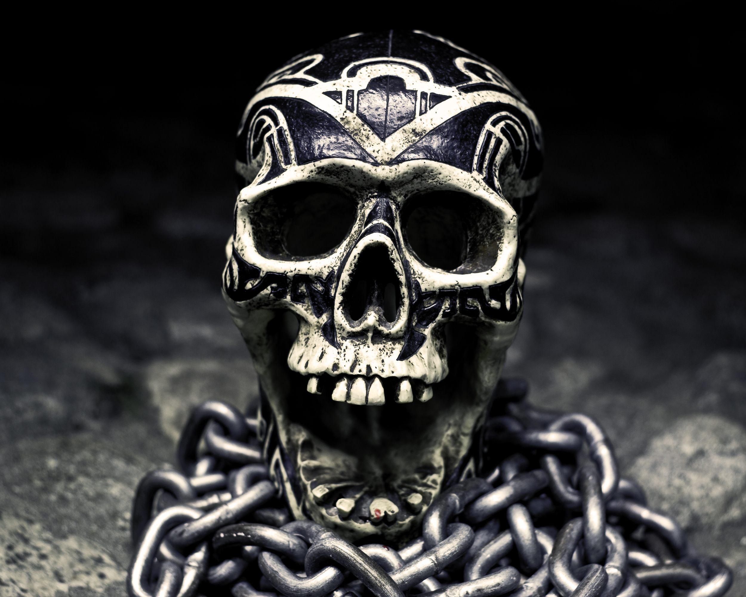 skull and Chains Rollie Robles.jpg