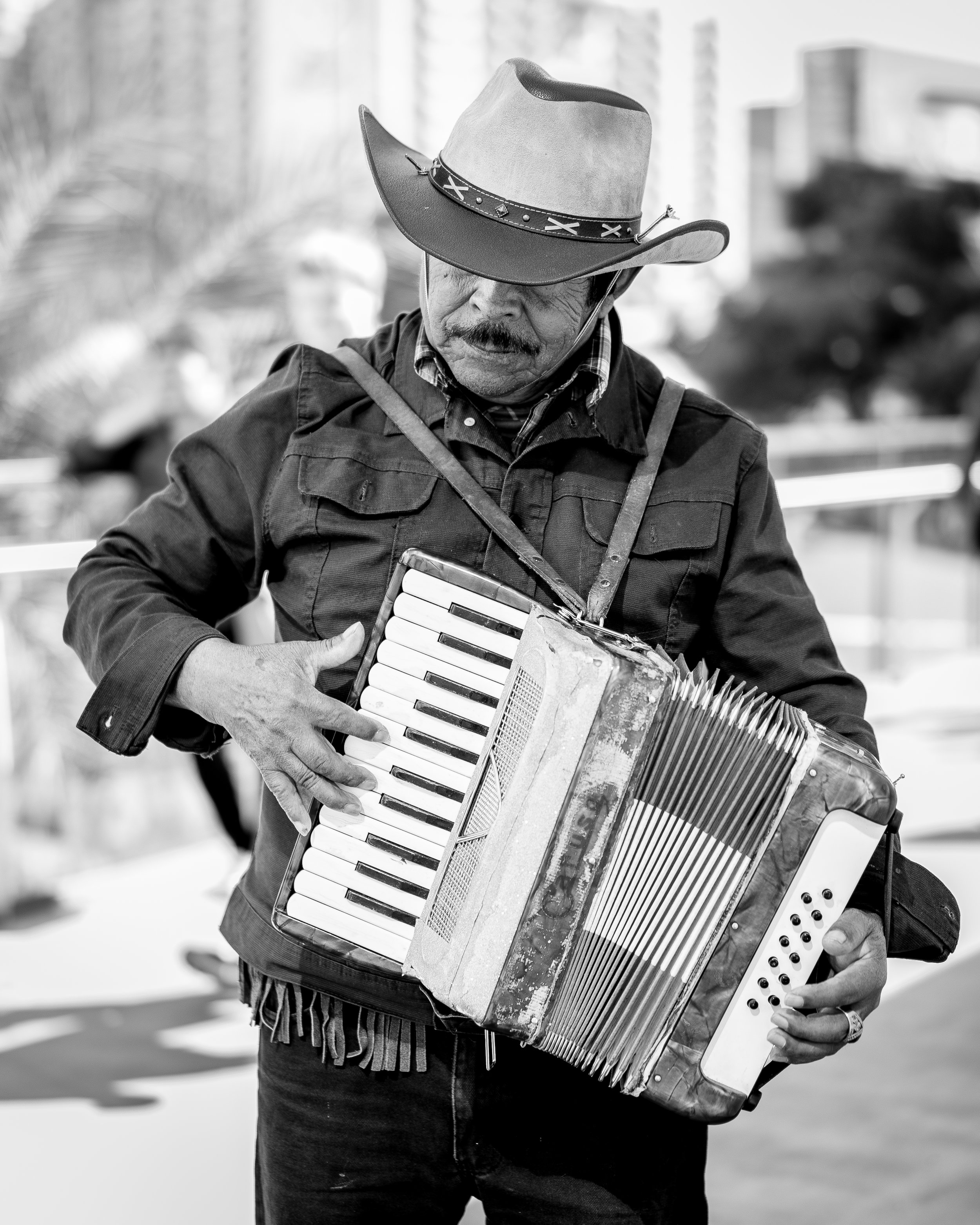 Feeling the Music - Mexican in Las Vegas