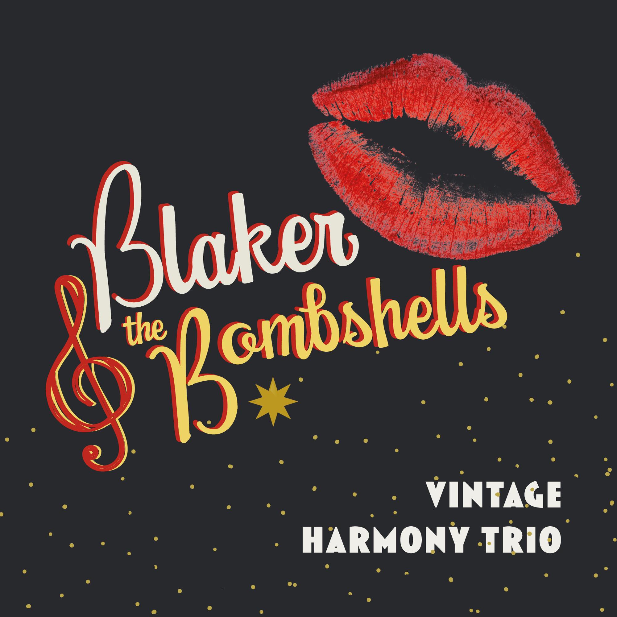 vintage harmony trio