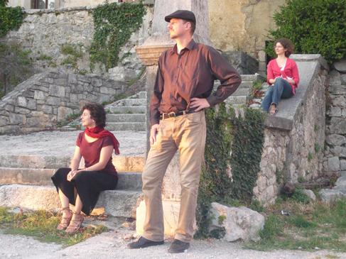 OIET. Stanjel, Slovenia, 2013