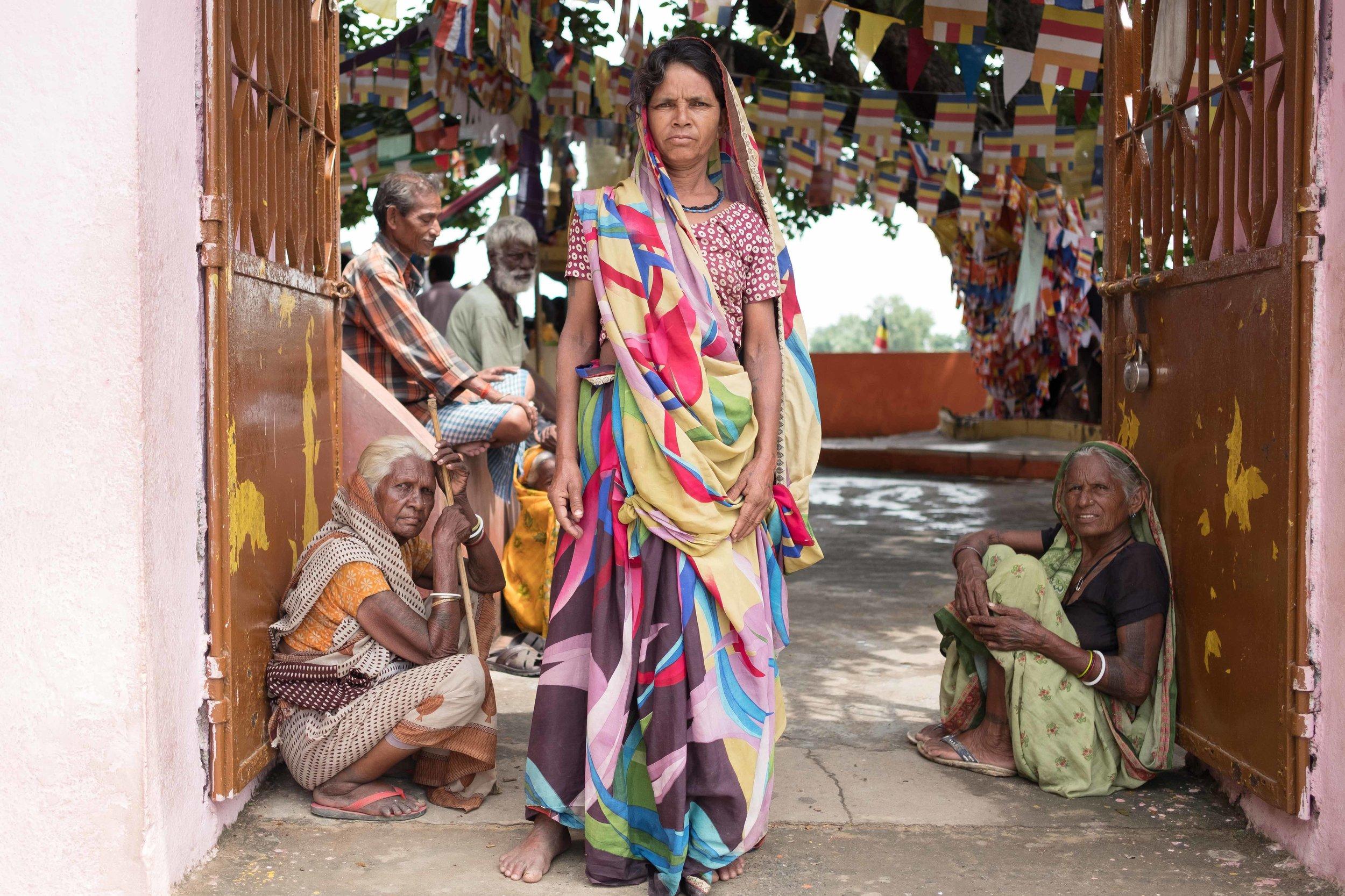 Bodh Gaya, India, 2018
