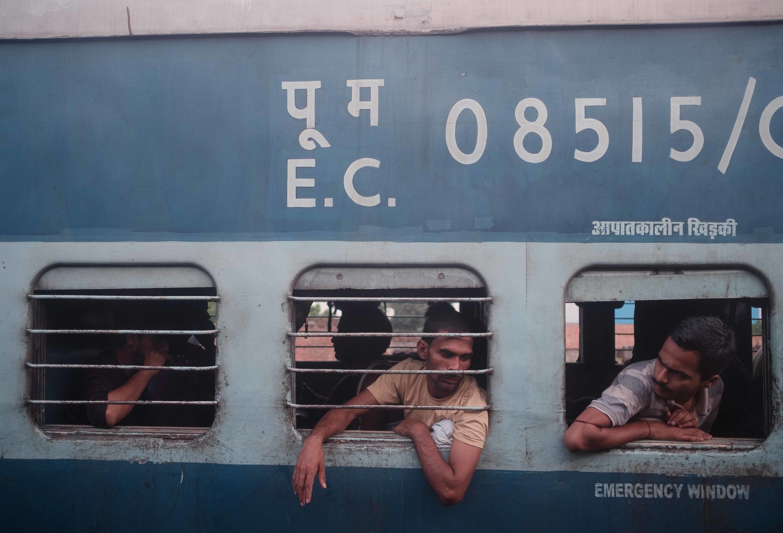 Travelling across India, 2018
