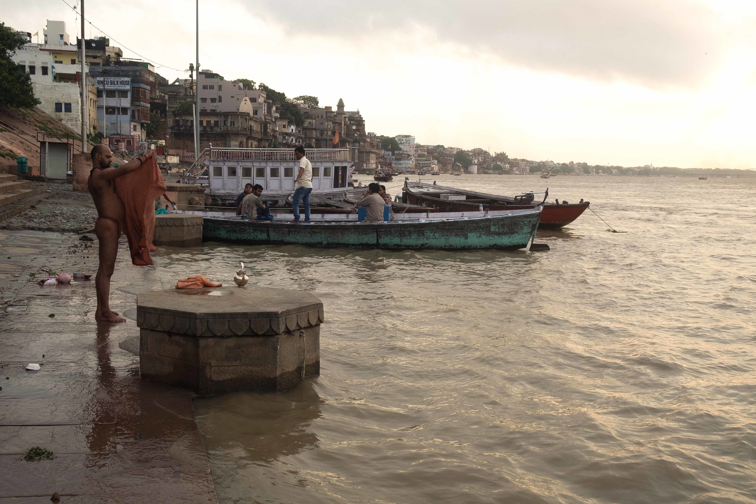 Varanasi, India, 2018