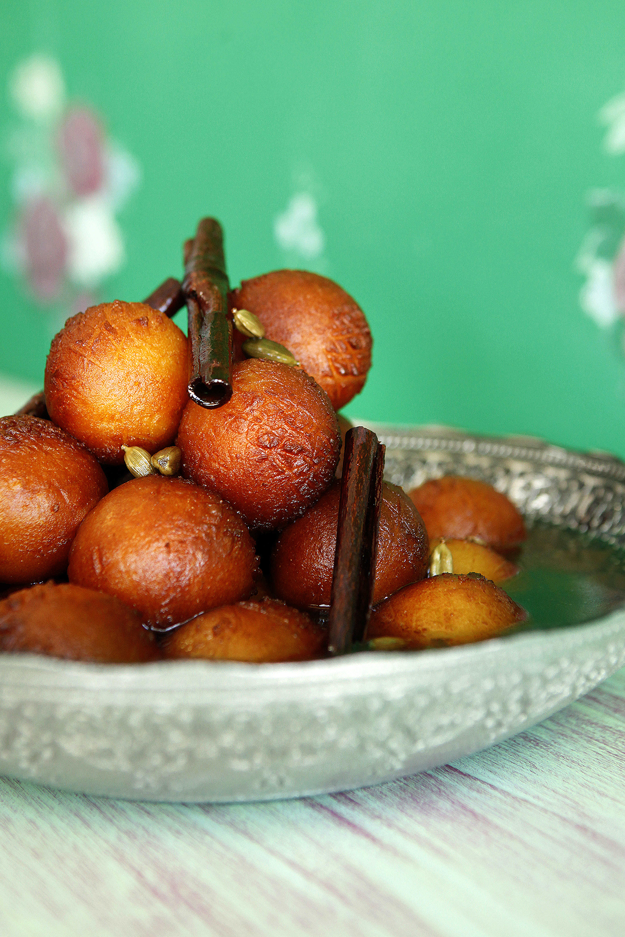 CHP_Export_126284417_'Gulab Jamun' sweet dumplings with spiced syrup is just some of the cakes at Sh.jpg