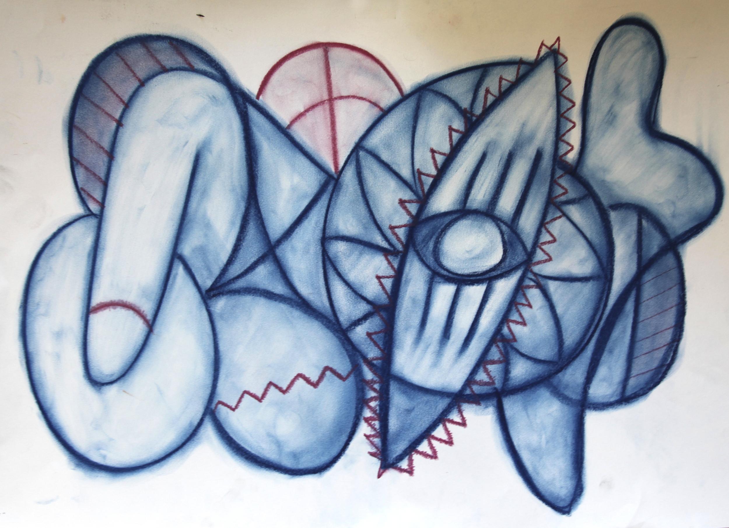 Blue Dreams #4