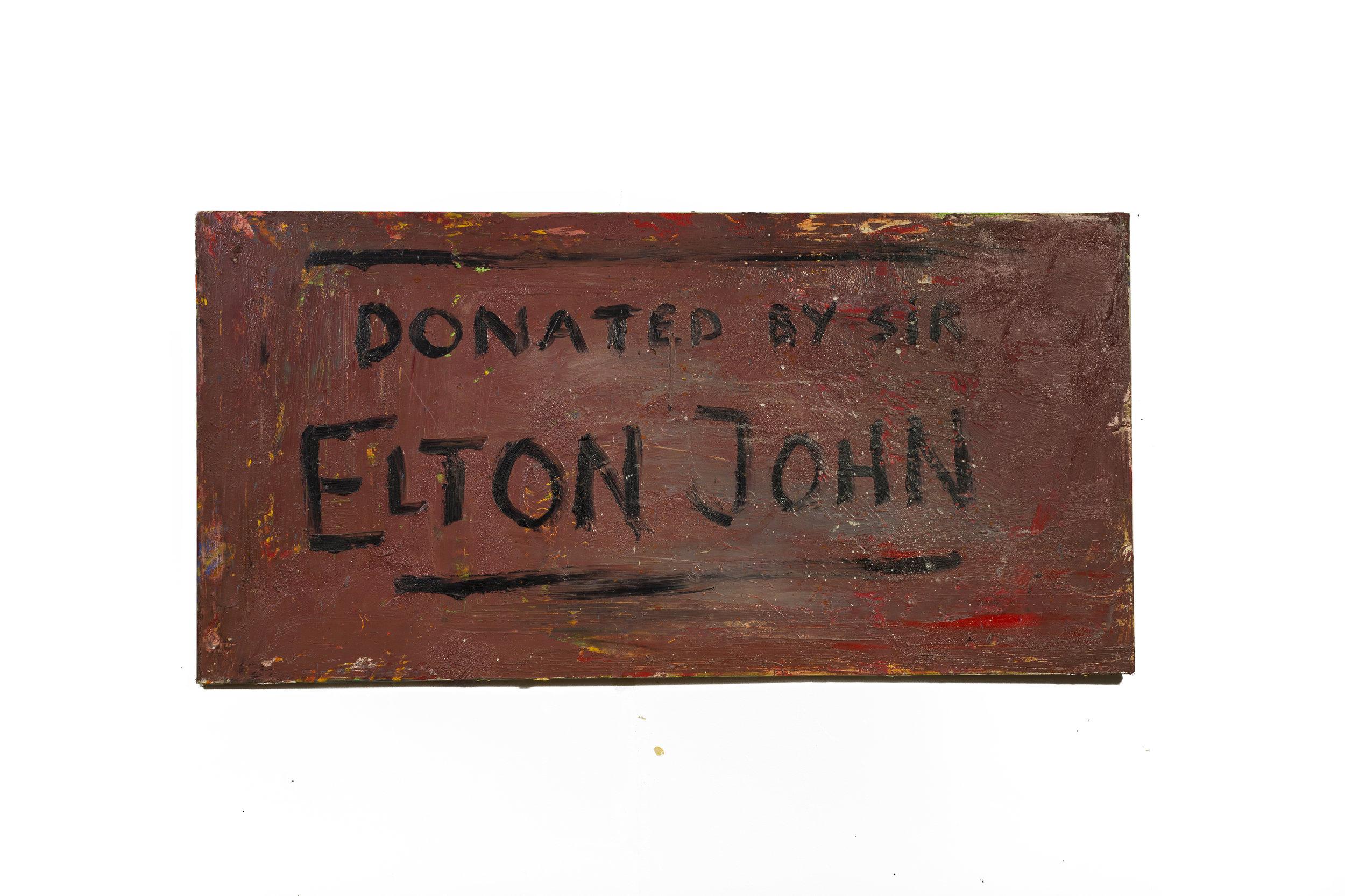 SIR ELTON, 2O17