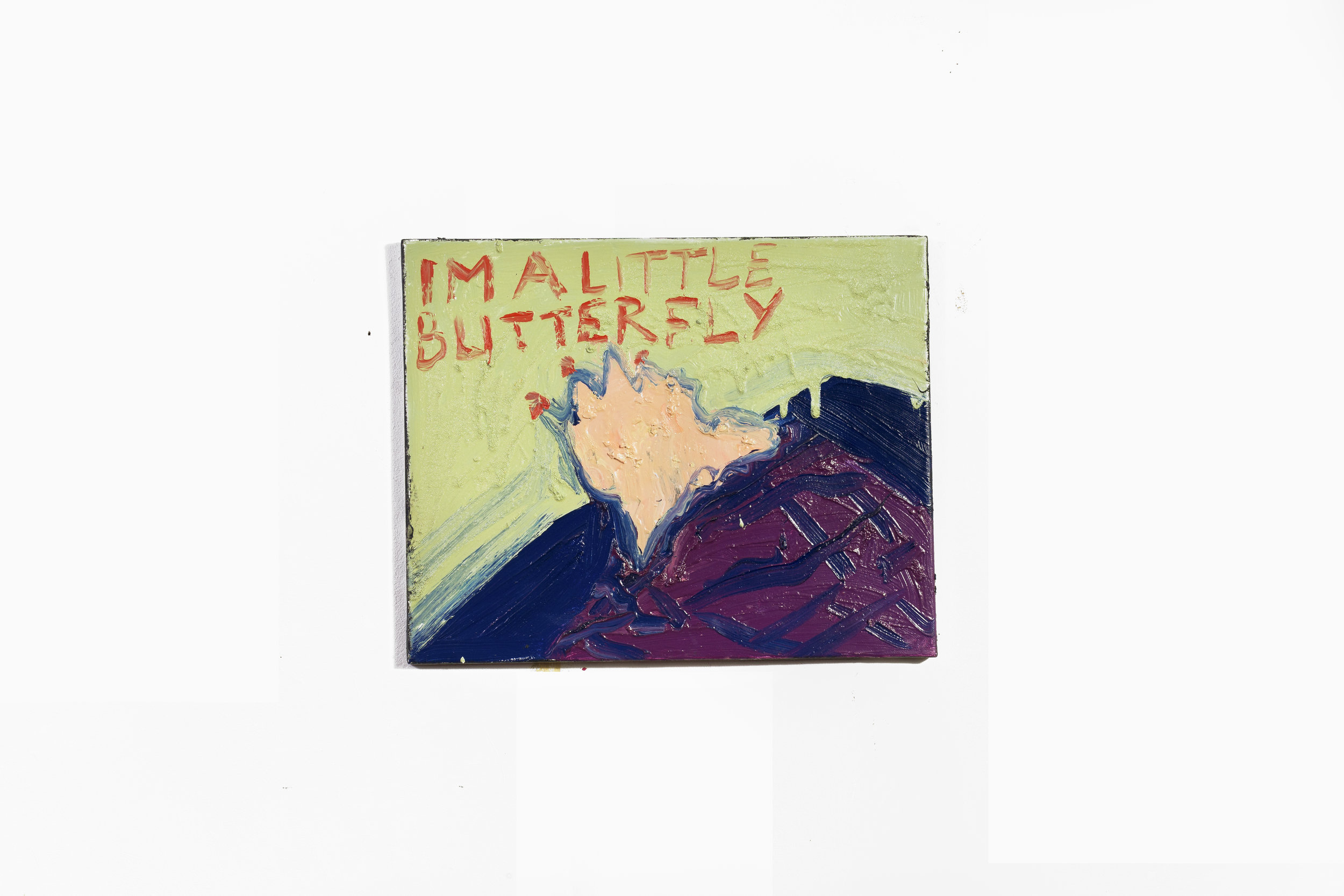 LITTLE BUTTERFLY, 2017