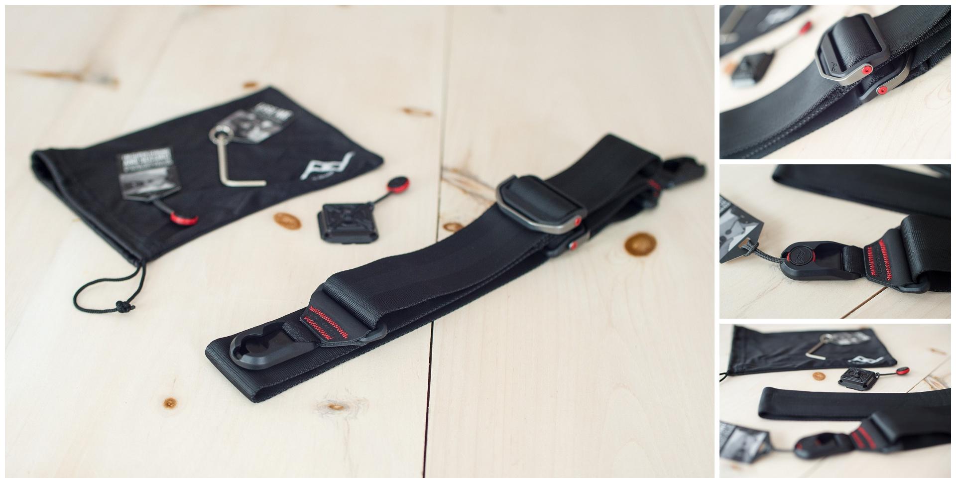 Peak Design's Slide camera strap