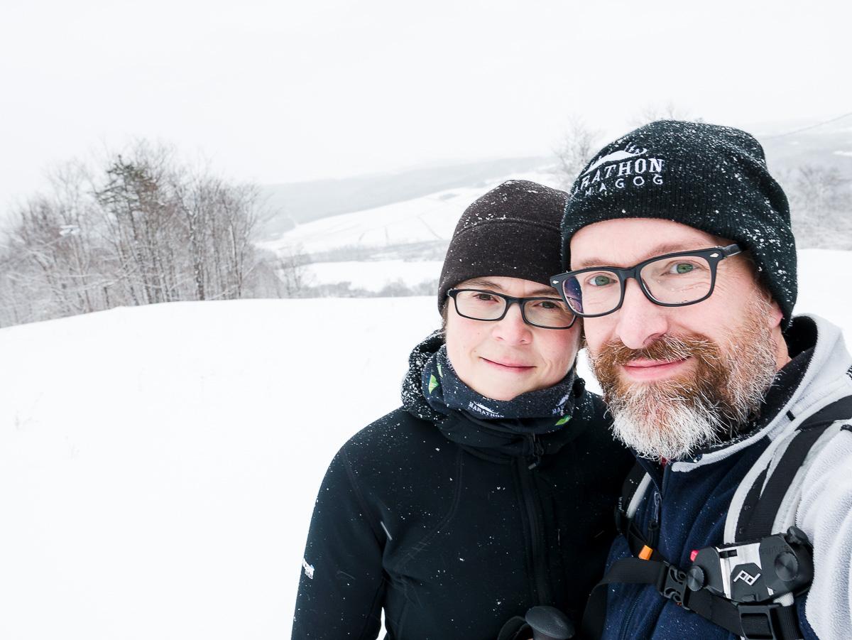 Hiking near Sherbrooke