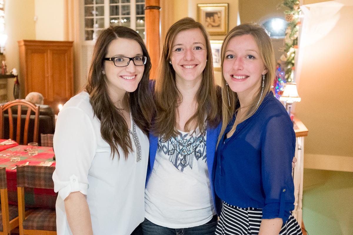 Mes 3 nièces Côté