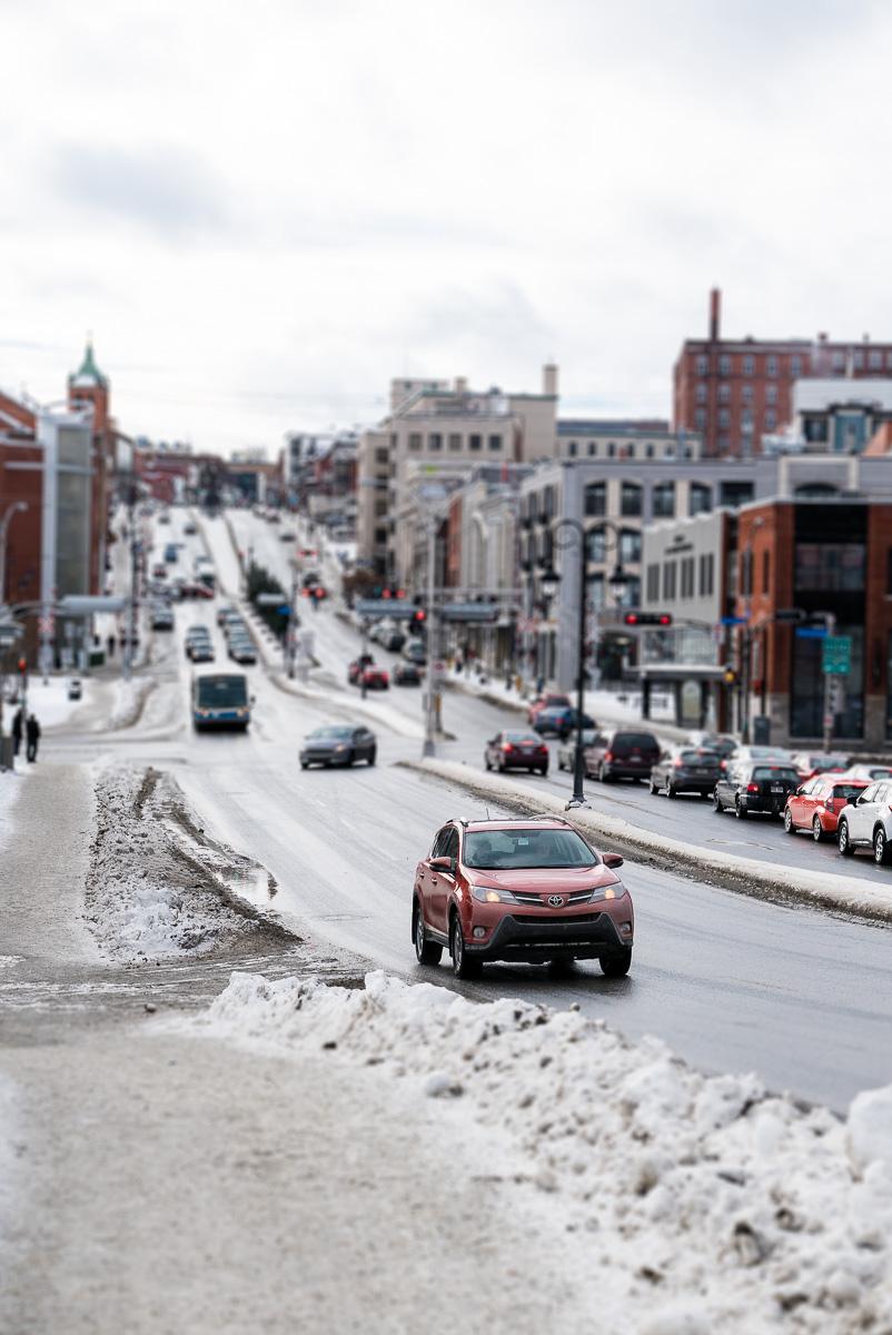 Downtown Sherbrooke