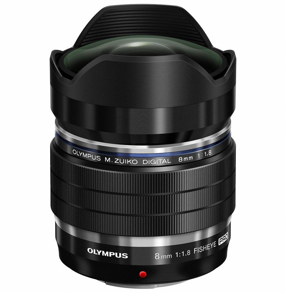 Olympus 8mmm f/1.8 Fisheye Pro