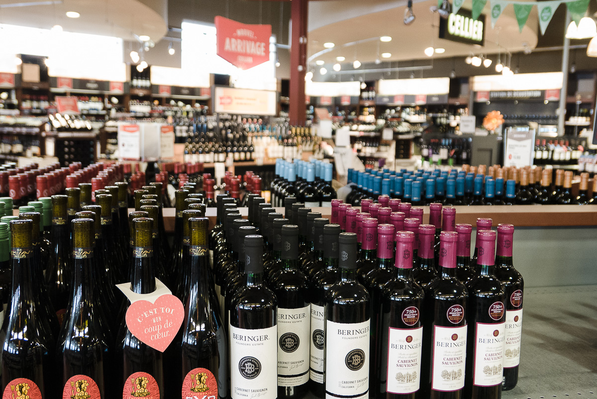 Trying to find a bottle of red for Valentine's day dinner