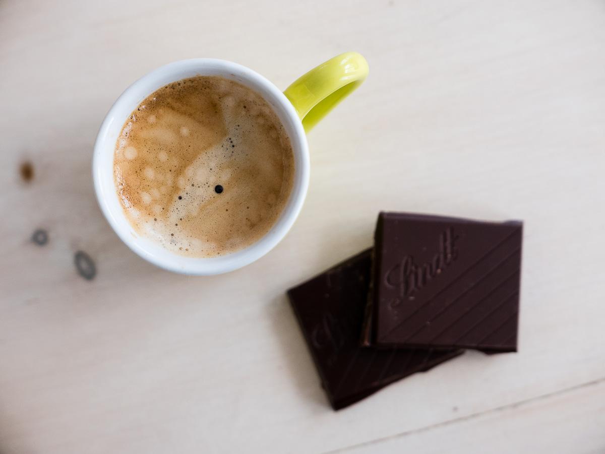 Espresso and Salt Flower Dark Chocolate