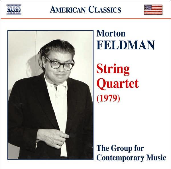 Morton Feldman: String Quartet (1979)