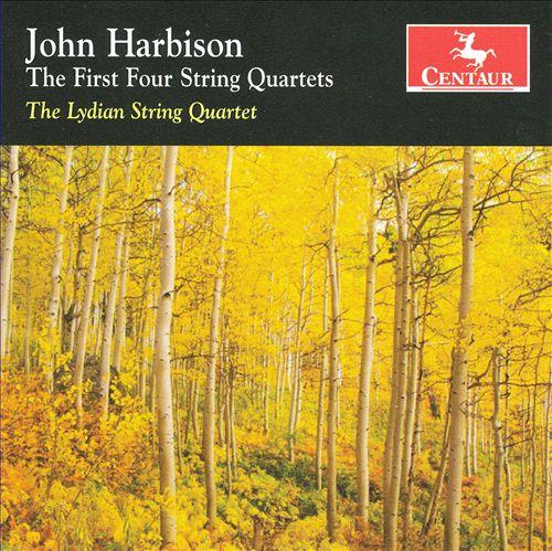 John Harbison: String Quartets 3 and 4