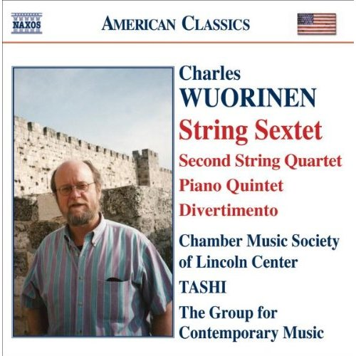 Charles Wuorinen: String Quartet No. 2