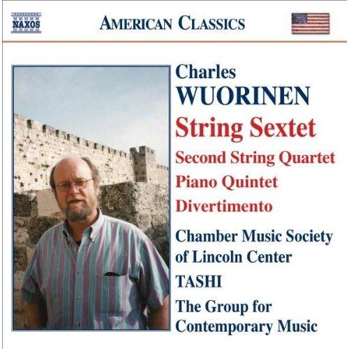 Charles Wuorinen: String Quartet No.2