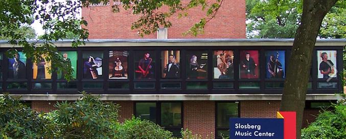 Slosberg Music Center, Brandeis University