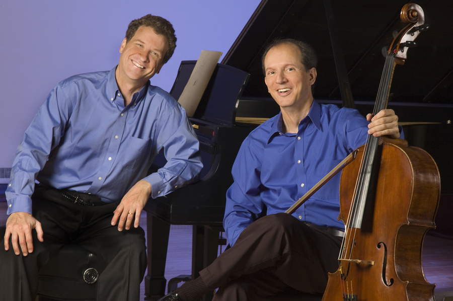 Randall Hodgkinson and Joshua Gordon | photo by Susan Wilson