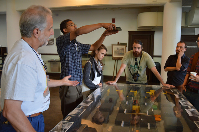 """AppFellows visit the Coal Mining Museum in Benham, KY. Photo courtesy of Catherine Venable Moore.         Normal   0           false   false   false     EN-US   X-NONE   X-NONE                                                                                                                                                                                                                                                                                                                                                                                                                                                                                                                                                                                                                                                                                                                                                                                                                                                                 /* Style Definitions */  table.MsoNormalTable {mso-style-name:""""Table Normal""""; mso-tstyle-rowband-size:0; mso-tstyle-colband-size:0; mso-style-noshow:yes; mso-style-priority:99; mso-style-parent:""""""""; mso-padding-alt:0in 5.4pt 0in 5.4pt; mso-para-margin:0in; mso-para-margin-bottom:.0001pt; mso-pagination:widow-orphan; font-size:12.0pt; font-family:""""Cambria"""",""""serif""""; mso-ascii-font-family:Cambria; mso-ascii-theme-font:minor-latin; mso-hansi-font-family:Cambria; mso-hansi-theme-font:minor-latin;}"""