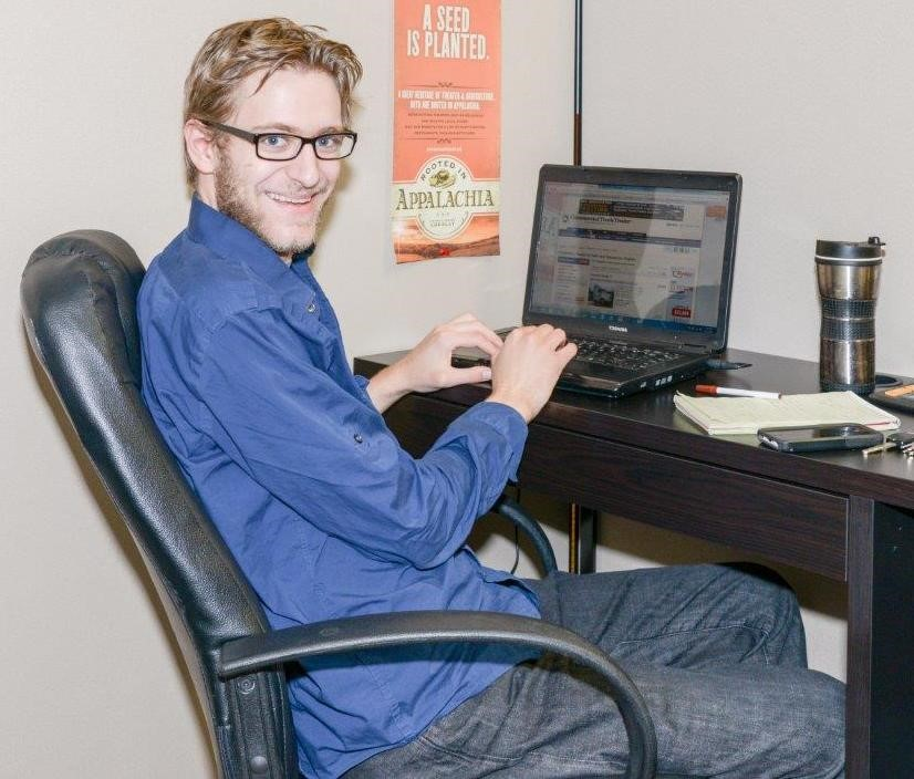 The author, Derrick Von Kundra