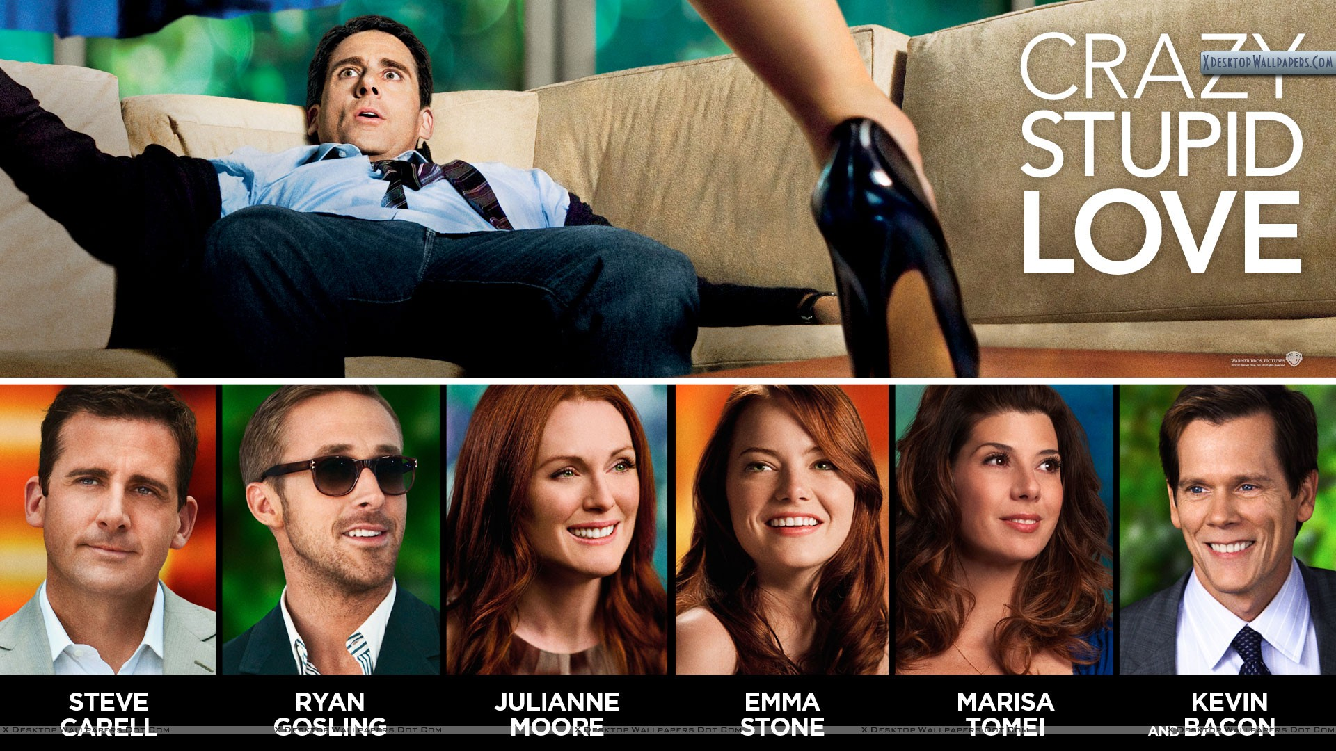 Also Gosling...as well as awesome cast. And, makes me laugh soooo hard.