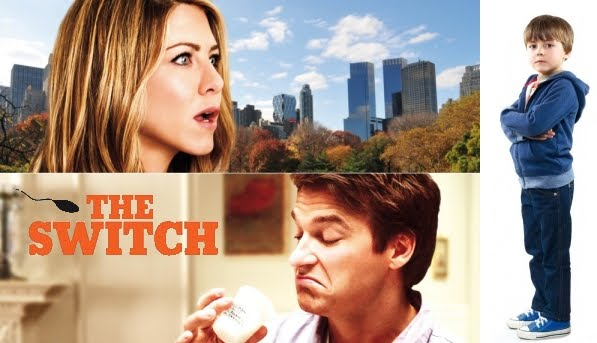 Who doesn't love Jen Aniston and Jason Bateman?! This movie has a baby theme, AND it's super funny and adorable.